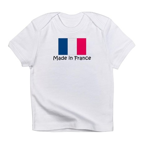 Made in France Infant T-Shirt by Admin_CP9456839