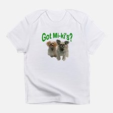 Cute Miki dog Infant T-Shirt