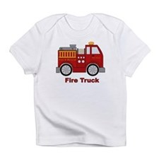 Frie Truck Onesie Infant T-Shirt