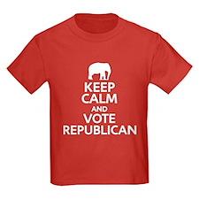 Keep Calm Republican T