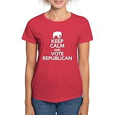Keep Calm Republican Tee