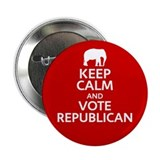 Keep calm buttons 10 Pack