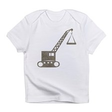 Vintage crane Infant T-Shirt
