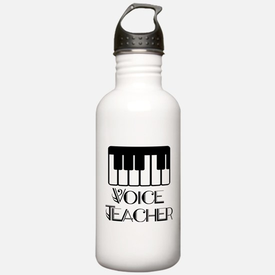 Voice Teacher Sports Water Bottle