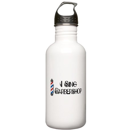 I Sing Barbershop Stainless Water Bottle 1.0L