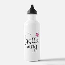 Funny Soprano Water Bottle