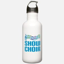 Show Choir School Music Sports Water Bottle