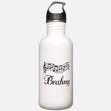 Musical Brahms Sports Water Bottle