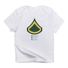 U.S.Army PFCs & Gifts Infant T-Shirt