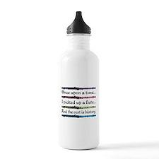 Flute Fairytale Water Bottle