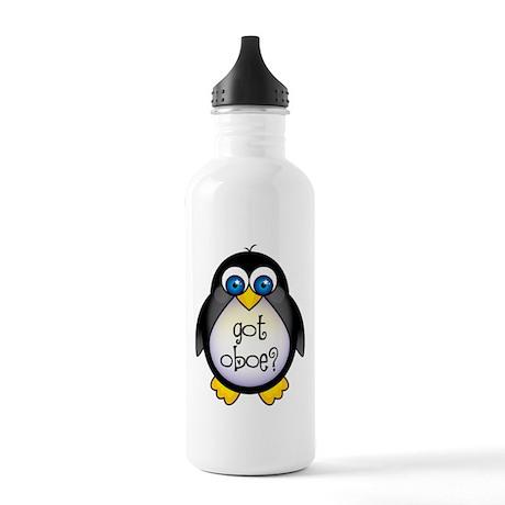 Cute Got Oboe Stainless Water Bottle 1.0L