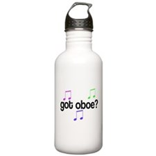 Got Oboe Musical Sports Water Bottle