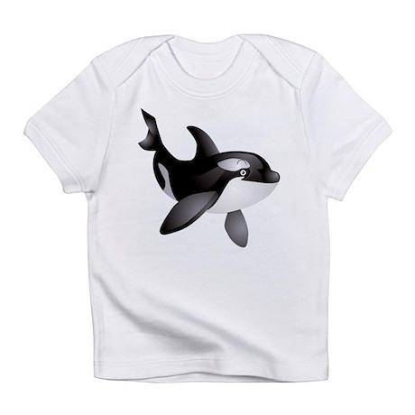 Friendly Orca Infant T-Shirt