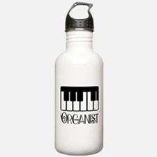 Classical Organist Water Bottle