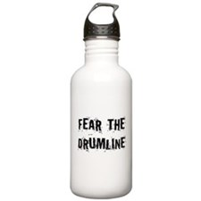 Fear The Drumline Water Bottle