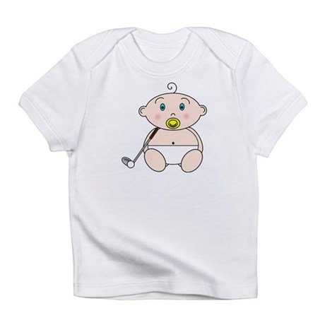 Golfer Baby Infant T-Shirt