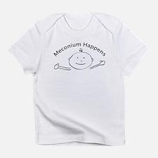 Meconium Happens Infant T-Shirt