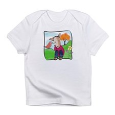 Bird and Pup onesie Infant T-Shirt