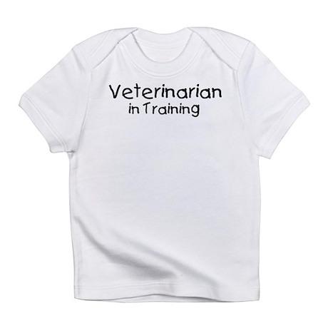 Veterinarian in Training Infant T-Shirt