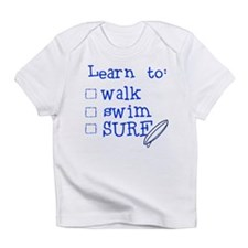 Cute Surfboards Infant T-Shirt