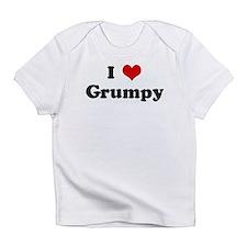 I Love Grumpy Infant T-Shirt