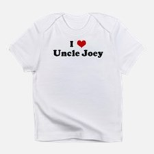 I Love Uncle Joey Infant T-Shirt