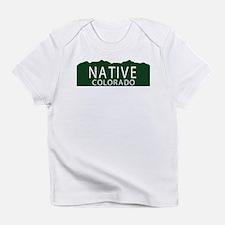 Native Colorado Infant T-Shirt