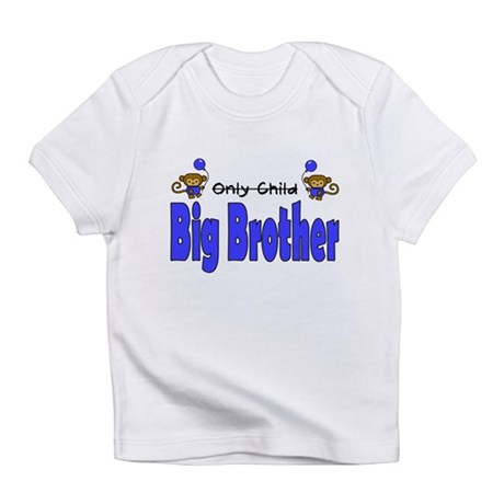 Only - Big Brother Monkey Infant T-Shirt