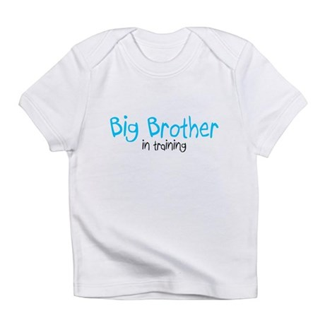 Big Brother in Training Infant T-Shirt