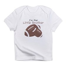Football Little Brother Infant T-Shirt