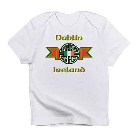 DUBLIN, Ireland Infant T-Shirt