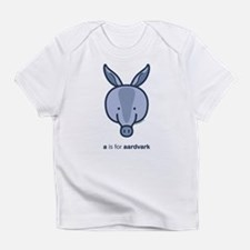 """A is for Aardvark"" Infant T-Shirt"