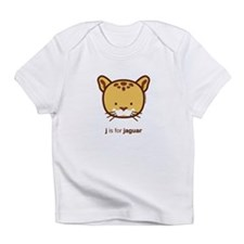 """J is for Jaguar"" Infant T-Shirt"