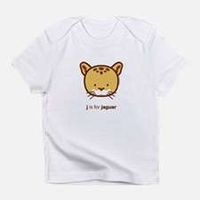"""J is for Jaguar"" Infant T-Shirt"
