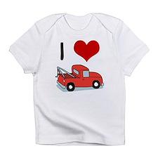 Cute Towtruck Infant T-Shirt