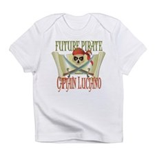 Captain Luciano Infant T-Shirt