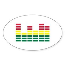 Equalizer Decal