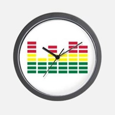 Equalizer Wall Clock