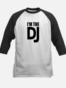 I'm the DJ Kids Baseball Jersey