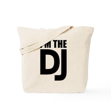I'm the DJ Tote Bag