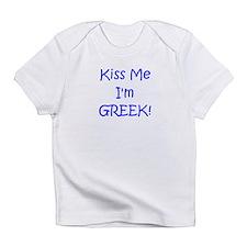 Funny Greek baby Infant T-Shirt