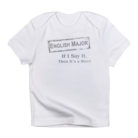 English Major Infant T-Shirt