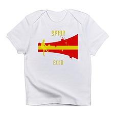 Spain World Cup 2010 Infant T-Shirt