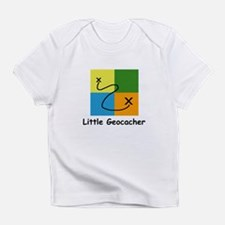 Little Geocacher Infant T-Shirt