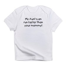 Cute Marathon Infant T-Shirt