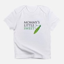 Mommy's Little Sweet Pea Infant T-Shirt
