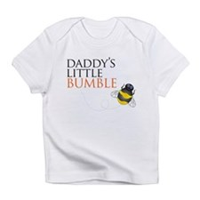 Daddy's Bumble Bee Infant T-Shirt