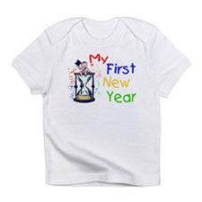My First New Year Infant T-Shirt