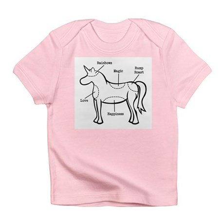 Unicorn Parts Infant T-Shirt