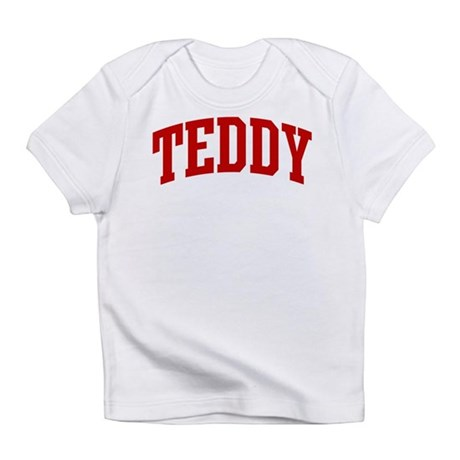 TEDDY (red) Infant T-Shirt